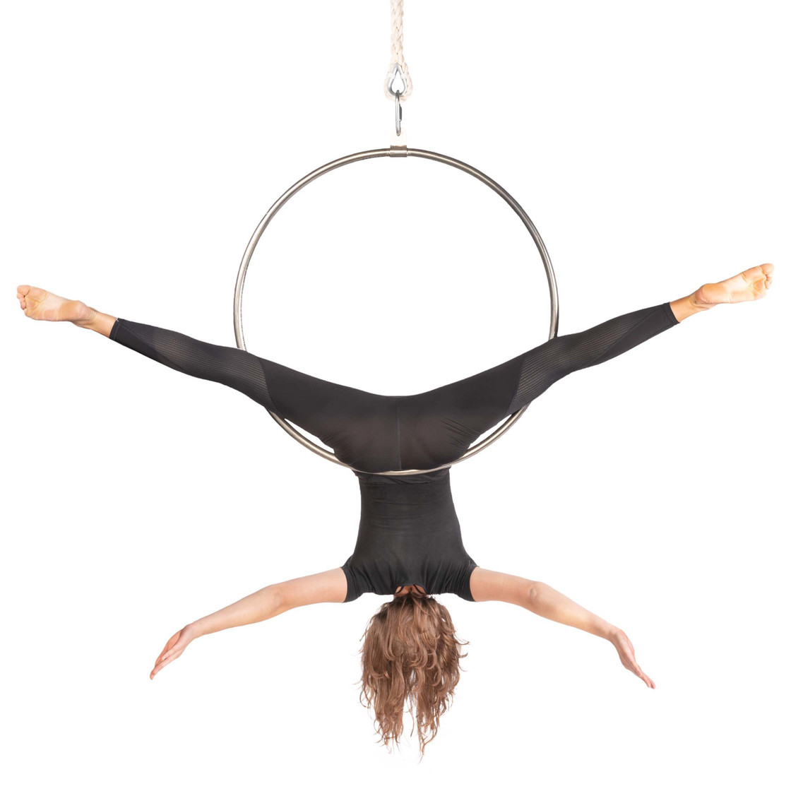 Stainless Steel Aerial Hoop with 1 Suspension Point, 184,66 €